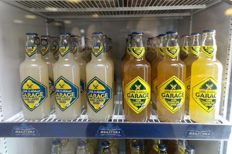 алкогольный напиток гараж фото